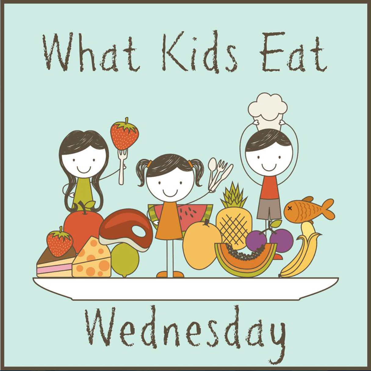What Kids Eat Wednesday Linky